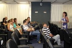 Subsecretária da Administração Central de Licitação, Nizani Torres, apresentou números dos dois anos do programa